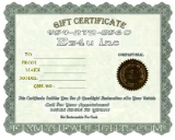 GIFT CERTIFICATE for (4) headlights