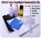 Headlight Restoration Kit Bundle 12PK